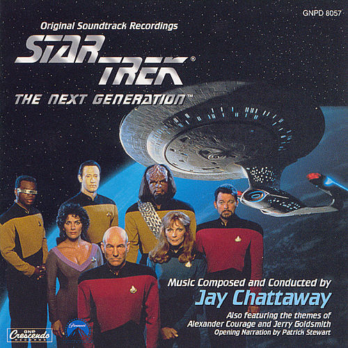 Star Trek: The Next Generation Vol. 4 by Jay Chattaway