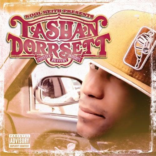 Tashan Dorrsett (Instrumental Edition) by Kool Keith