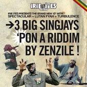 Irie Ites Meets Zenzile (ii Ep 01 // Ii Ep 02) by Various Artists