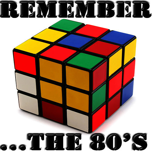 Remember....the 80's by Pop Feast