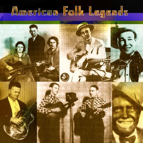 American Folk Legends by Various Artists