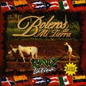 Boleros De Mi Tierra by Orquesta Raiz Latina