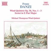 Wind Quintets Op. 56, Nos. 1-3 Sextet by Franz Danzi