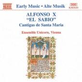 Cantigas de Santa Maria by Alfonso X
