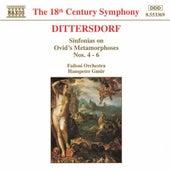 Sinfonias Nos. 4-6 by Carl Ditters von Dittersdorf