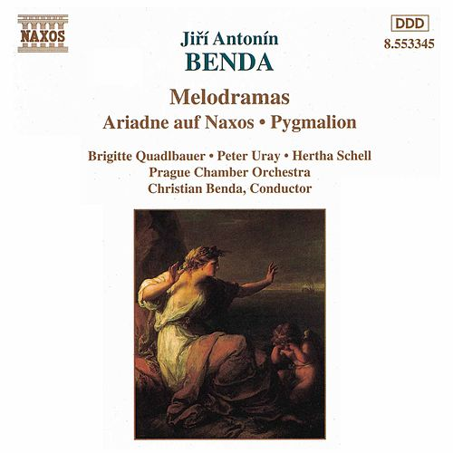 Ariadne auf Naxos/Pygmalion by Jiri Antonin Benda