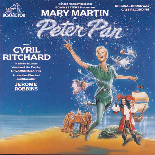 Peter Pan [Original Broadway Cast] by Various Artists