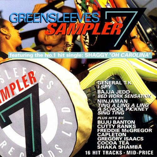 Greensleeves Sampler, Vol. 7 by Various Artists