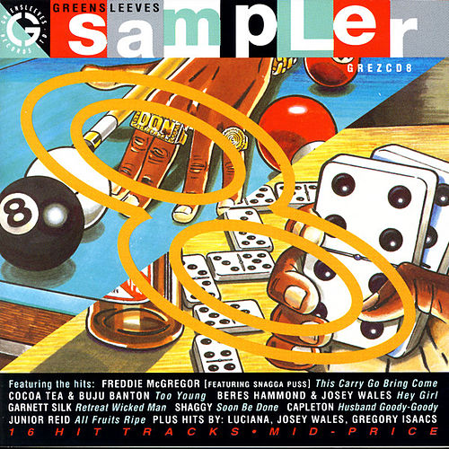 Greensleeves Sampler, Vol. 8 by Various Artists