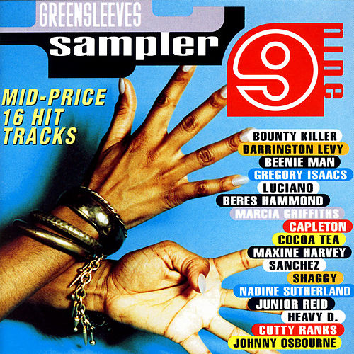 Greensleeves Sampler, Vol. 9 by Various Artists