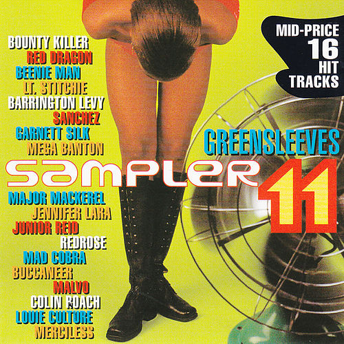 Greensleeves Sampler, Vol. 11 by Various Artists