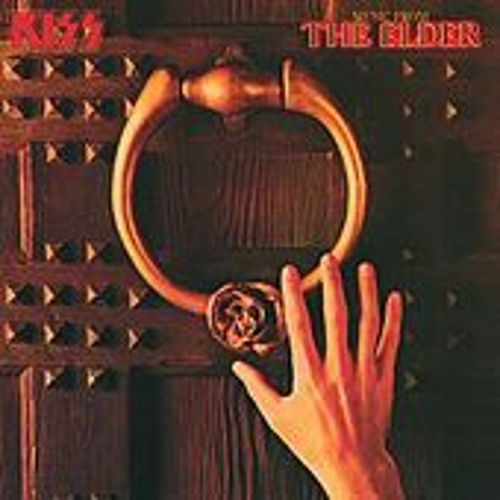Music From The Elder by KISS