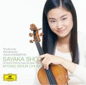 Tchaikovsky & Mendelssohn: Violin Concertos by Sayaka Shoji