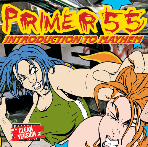 Introduction To Mayhem by Primer 55