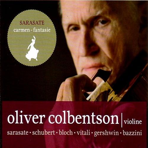 Carmen-Fantasie by Oliver Colbentson
