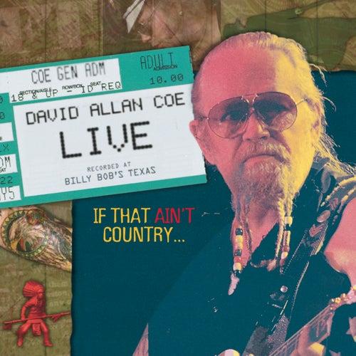 Live by David Allan Coe