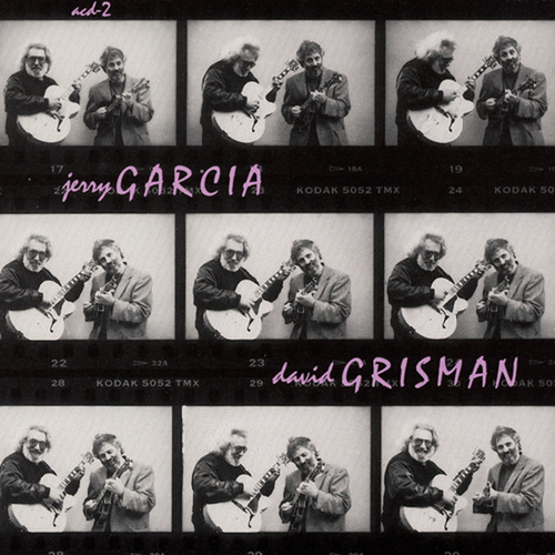 Jerry Garcia/David Grisman by Jerry Garcia