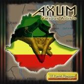 Axum - 18 Karat Reggae by Various Artists