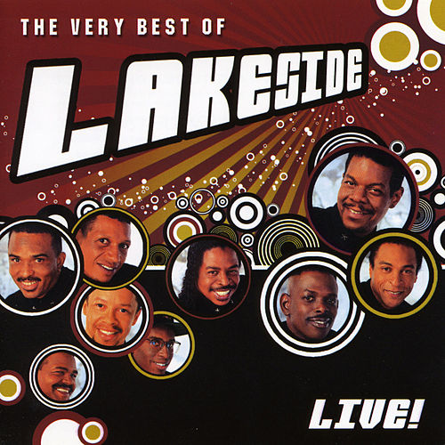 The Very Best of Lakeside (Live) by Lakeside