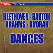 Beethoven: 12 Contredanses - Brahms: Hungarian Dances - Dvorak: Slavonic Dances - Bartok: Romanian Folk Dances by Various Artists
