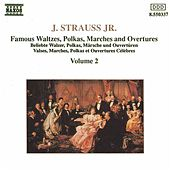 The Best of Johann Strauss Jr. Vol. 2 by Czecho-Slovak Radio Symphony Orchestra