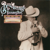 Live At The Opry by Bill Monroe