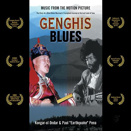 Genghis Blues by Kongar-ol Ondar