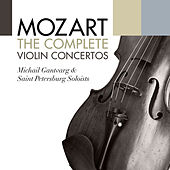 Mozart: The Complete Violin Concertos by Various Artists