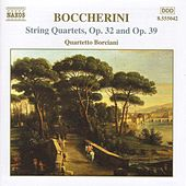 String Quartets, Op. 32 and 39 by Luigi Boccherini