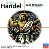 Handel: Messiah - Arias & Choruses by Various Artists