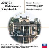 Addinsell / Rachmaninoff / Shostakovich by Various Artists