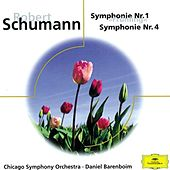 Schumann: Sinfonien Nr.1 & Nr.4 by Various Artists