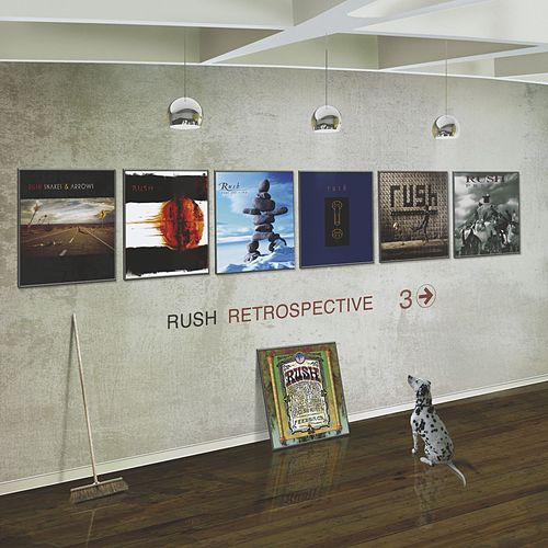 Retrospective III (1989-2008) by Rush