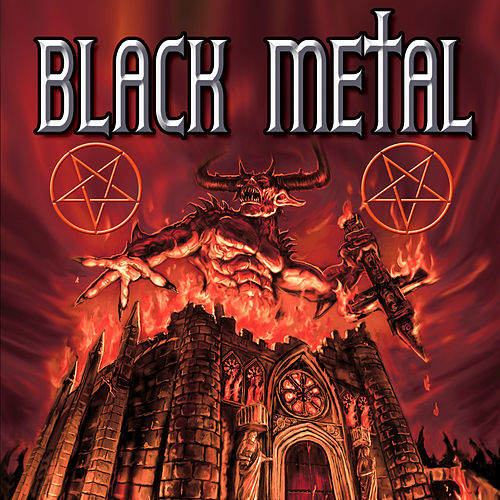 Black Metal by Various Artists