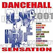 Dancehall Sensation 2001 by Various Artists