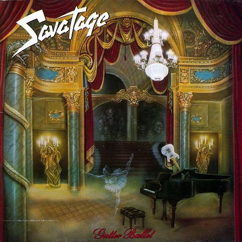 Gutter Ballet by Savatage