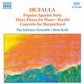 Popular Spanish Suite / Harpsichord Concerto by Manuel de Falla