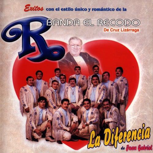 La Diferencia by Banda El Recodo