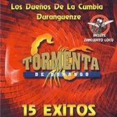 Los Dueños De La Cumbia Duranguenze by Tormenta De Durango