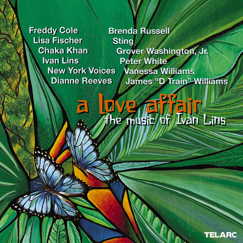 A Love Affair: The Music of Ivan Lins by Various Artists