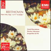 Piano Trios Opp. 1 and 97 by Ludwig van Beethoven