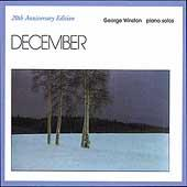 December: Silver Anniversary Edition by George Winston