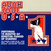 Funk Soul USA von Various Artists