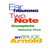 Ear Training Two Note Beginning Level Volume Six by Muse Eek Publishing