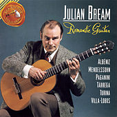 Romantic Guitar by Julian Bream