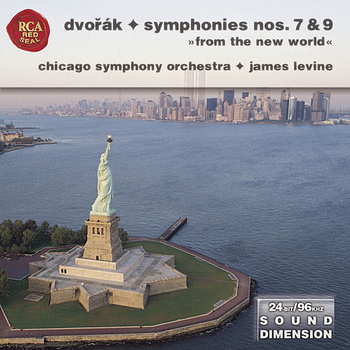 Symphonies Nos. 7 and 9 by Antonin Dvorak