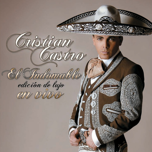 El Indomable by Cristian Castro
