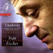 Tchaikovsky: Symphony no.4, Romeo & Juliet Overture by Budapest Festival Orchestra
