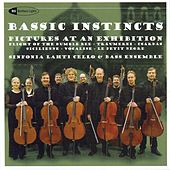 Bassic Instincts - Popular Works For Low Strings by Sinfonia Lahti Cello and Bass Ensemble