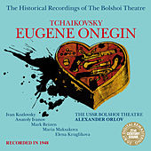 Tchaikovsky: Eugene Onegin by Bolshoi Theatre